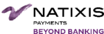 Le logo de Natixis Payments Beyond Banking